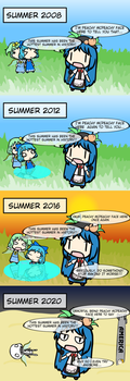 W-A-D (11) Hottest Summer in History! by HTFCirno2000
