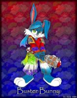 Buster Bunny - Combat by St-Syke
