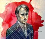 Hannibal by Mello-chocolate