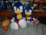 The Sonic Boom Brothers by FireMaidenNexus