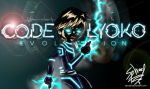 Evolution Jeremie on Lyoko by FireLordWael