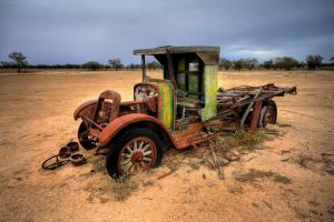 Jalopy Ute by Sun-Seeker