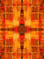 Orange Design by DonnaMarie113