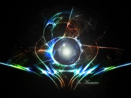 Black Materia by The-m00nriver