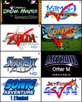 8 Video Games I want Remastered by Seeker900