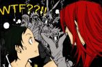 D Gray Man WTF moment by Blackarmoredsage