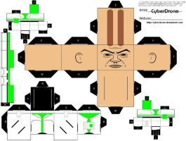 Cubee - Clone Cmdr Gree by CyberDrone