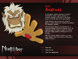 Nintober 014. Andross by fryguy64