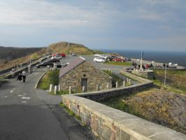 Parking lot at Signal Hill by Lady-Lilith0666