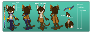 Mars reference 2013 by Mm38