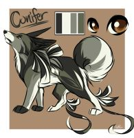 Palette Adoptable: Conifer by Espherio