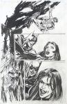 Batman 12 Interior Art by NealAdams