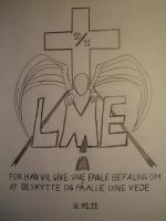 LME angel logo by BHDH