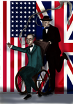 FDR and Churchill's Wild Adventure by Delishen
