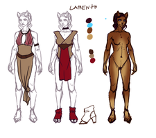 Lamento reference by lanternlovers