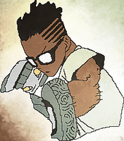 Kilik-Kun by Keysho