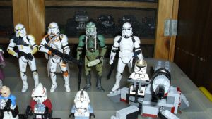 my Clonetroopers 3 by Wesker86