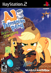 AJ the Tasmanian Pony 3: Night of the Changeling by nickyv917