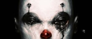tears of a clown by BennyKusnoto