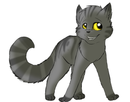 Graystripe by SandriPaws