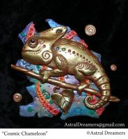 Cosmic Chameleon by AstralDreamers