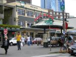 Pike Place Market by snape-lily