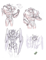 TFP - Knock Out and Soundwave Practice and Preview by JadeRaven93