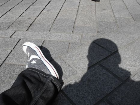 Converse and Concrete by Nightbringer24