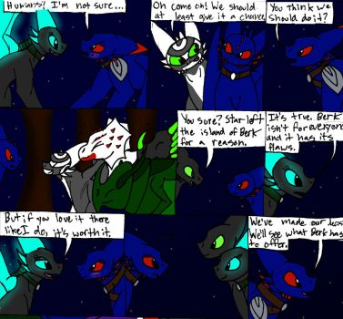 Finding Harmony Chapter Three: Page Forty-One by Hoki-Lokison