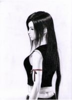 Tifa Lockhart by Cate397
