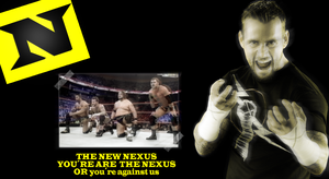 Cm Punk - The New Nexus V2 by DecadeofSmackdownV3