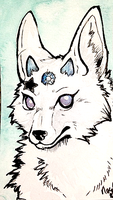 :ACEO: Commission for Mayo-Senpai by Self-Eff4cing