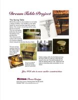 Dream tables by MitchMitton