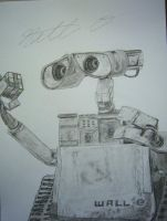 Wall-E by SKetChy9795