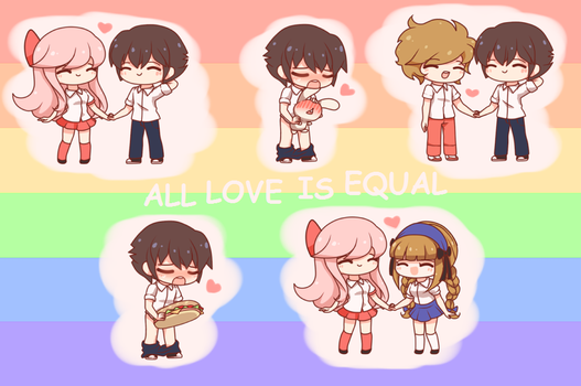All Love is Equal by DancerQuartz