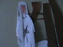 Gandalf the White by movieman410