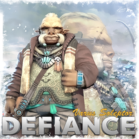 Defiance Art Contest by PZNS