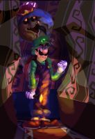 Back to the Mansion by Super-Mario-Whirled