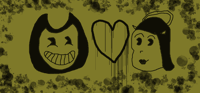 Bendy and the Ink Machine Contest Entry by gothchick7
