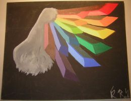 Color Wheel Wing by neilak20