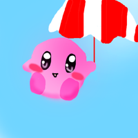 parasol Kirby by sunline