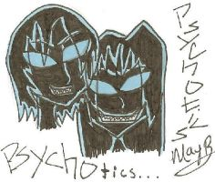 Ash and Me---Psychotics by mistAwaytoAdream