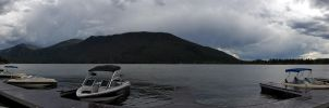 Grand Lake Panorama by sequential