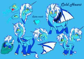 My Frost/Ice Prince Cold Heart by Sarahostervig