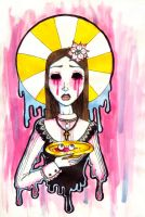 St. Lucy by chocolatehomicide