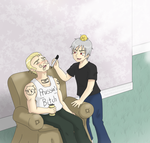 Don't Get Drunk Before Prussia Does by KudretKundaci