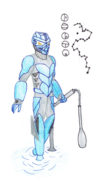 Delta, Toa of the Constellation Eridanus by Color17