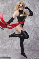 MsMarvel Fly with Force! by EccentricCasey