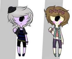 Cylops Grunge Adopts OPEN by MissCyclops