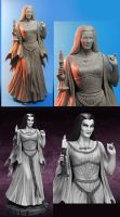 Lily Munster by TrevorGrove